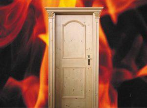 tűzgátló ajtók